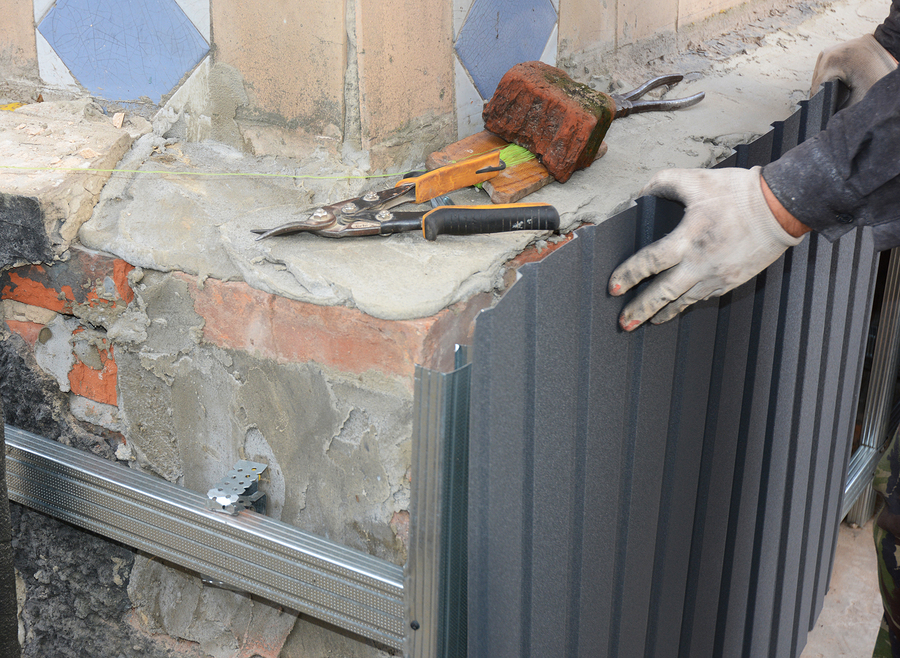 Lafayette House Foundation Wall Repair Company